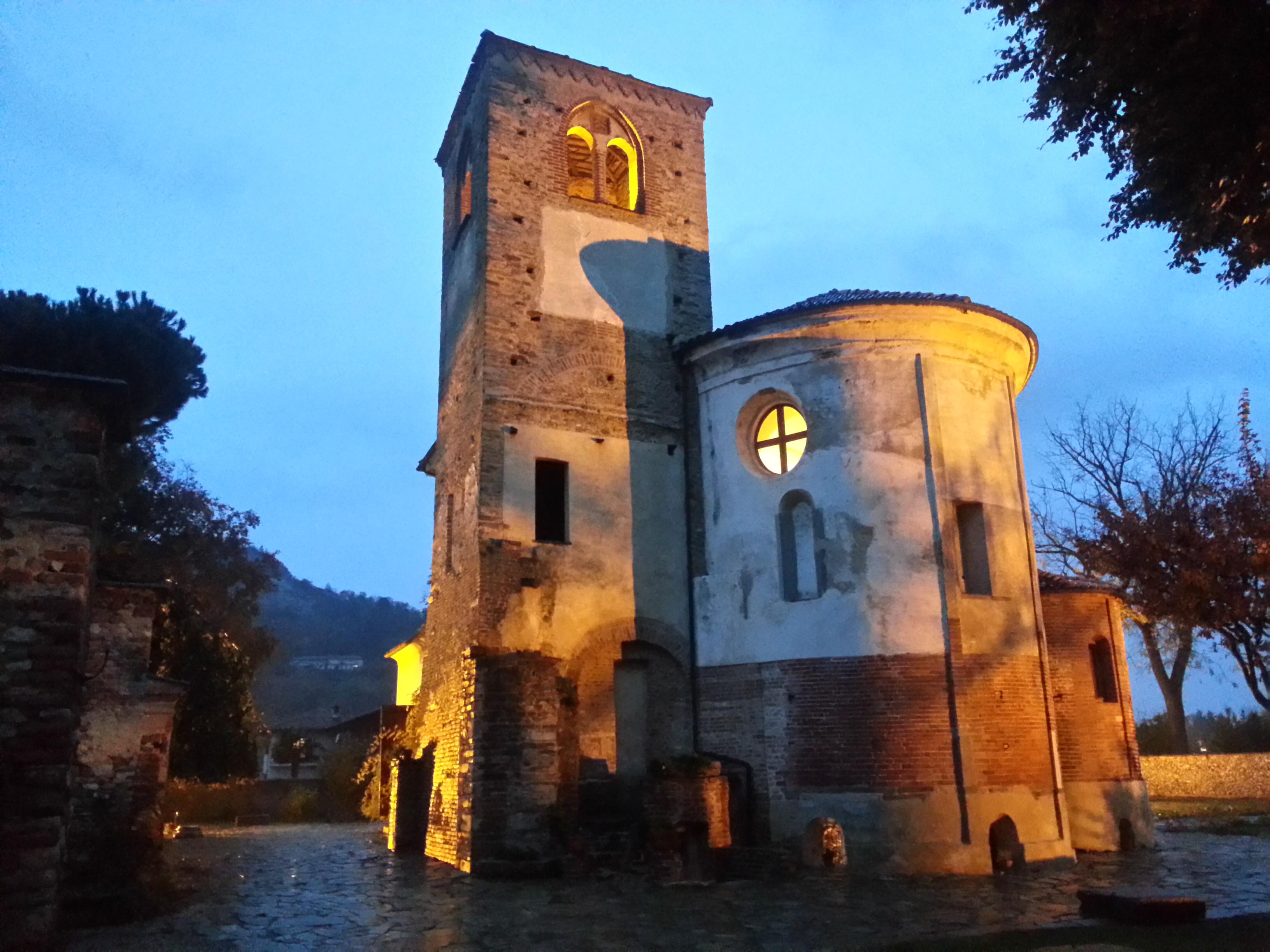 L'abbazia di Cavour, scrigno di arte, storia e fede