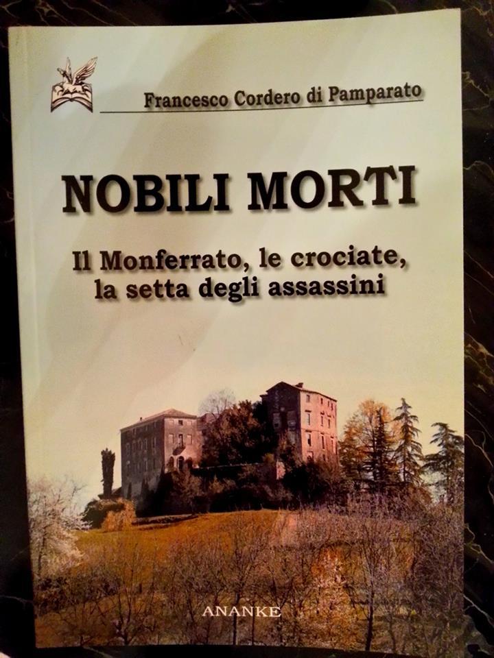 Nobili morti, il Medioevo piemontese tinto di giallo...