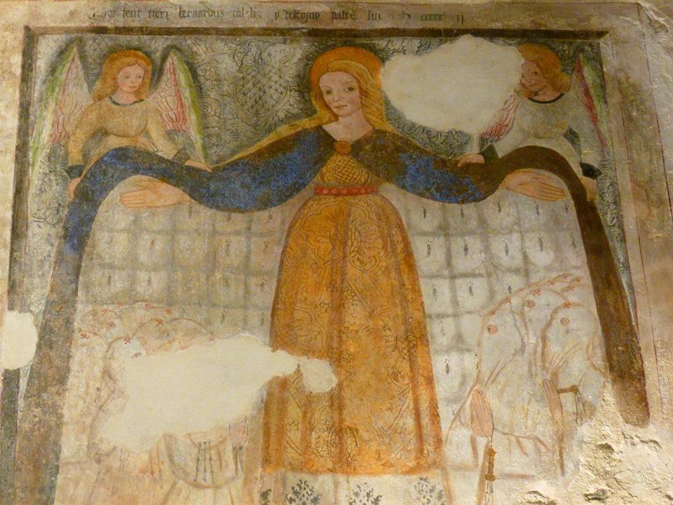 La cappella della Confraternita di Santa Croce a Rocca Canavese
