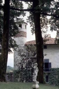 Castello di Parella - esterno - Foto di Giovanni Dughera