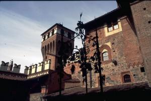 Castello di Pavone - Foto di Giovanni Dughera