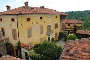 Castello di Strambinello - Foto di Giovanni Dughera