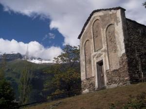 Abbazia di Novalesa - cappella di San Michele - foto di Paolo Barosso