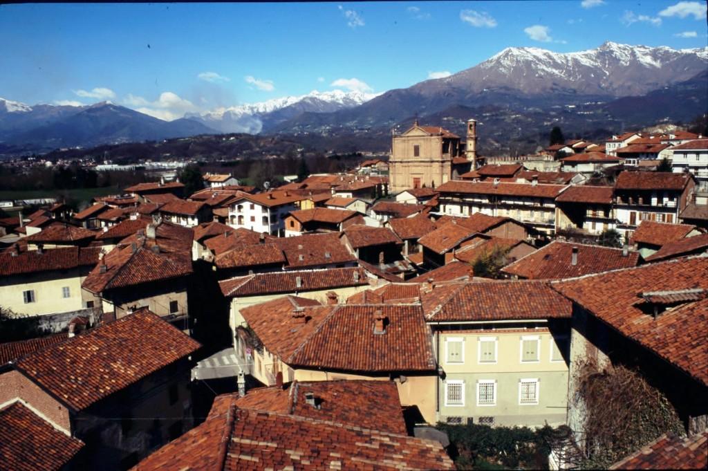 Panorama di Bairo - foto di Giovanni Dughera