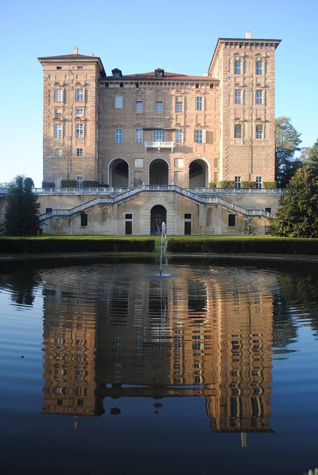 Il castello ducale di Agliè - foto di Giovanni Dughera