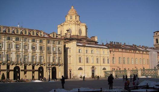 Scorcio di Piazza Castello - foto di Paolo Barosso