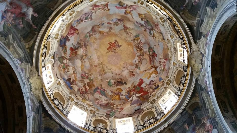 """Chiese di Torino: la Visitazione, una """"piccola rarità"""" a forma di rosa"""