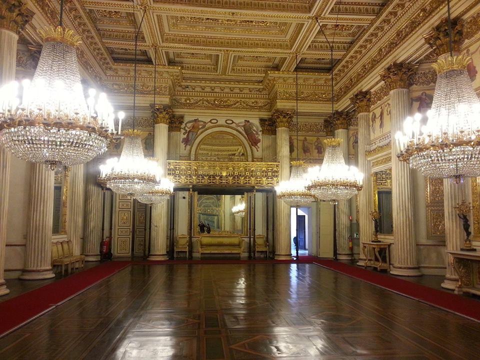 visita a palazzo reale ForPlanimetrie Del Palazzo Con Sala Da Ballo
