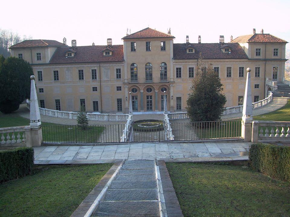 Tour nelle Residenze Sabaude: Villa della Regina - I parte