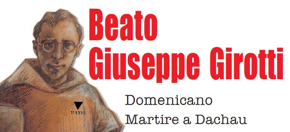 Santi e beati del Piemonte: il martirio di fra Giuseppe Girotti