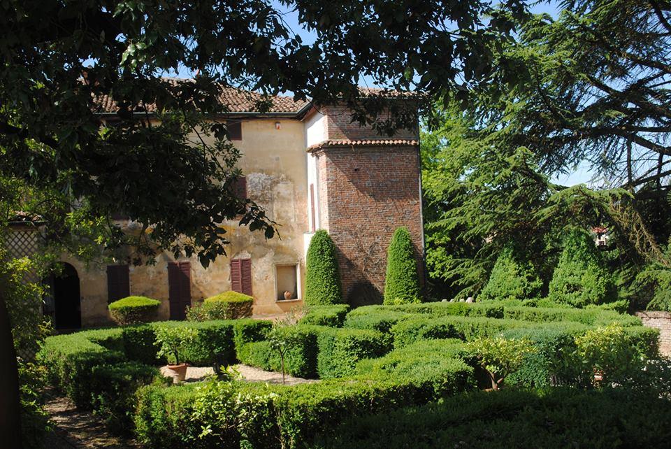 Cerreto d'Asti - Giardino all'italiana