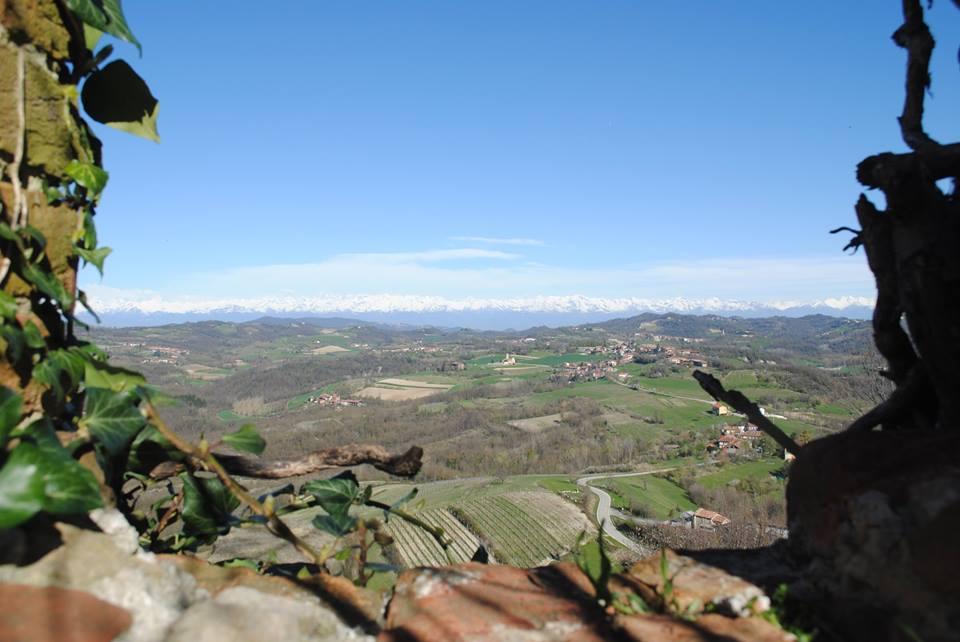 Panorama da località Recinto