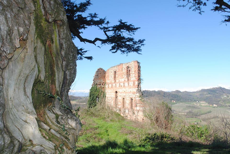 Viaggio in Monferrato - il fascino antico di Cerreto, la mitezza climatica di Cocconato, le memorie medioevali di Passerano Marmorito