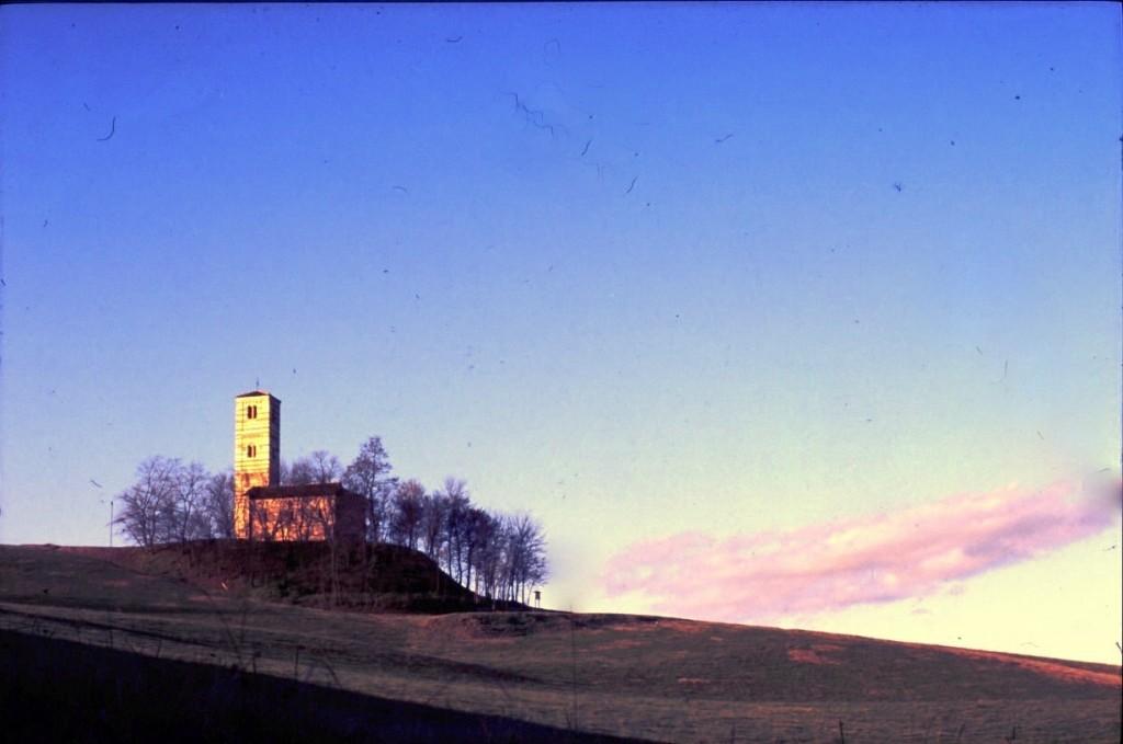 Montechiaro d'Asti - la pieve dei Santi Nazario e Celso