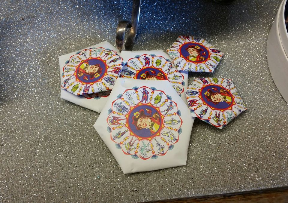 Le caramelle Gianduja, tra i simboli del Carnevale torinese