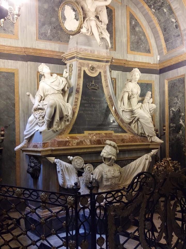 Sotto Superga c'è di più: la cripta dei Savoia