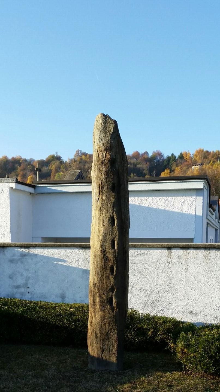 Megalitismo in Piemonte: la stele di Lugnacco