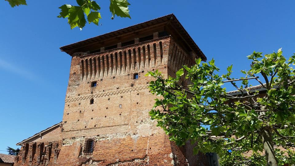 Una rarità in Piemonte: il dongione di Carbonara Scrivia
