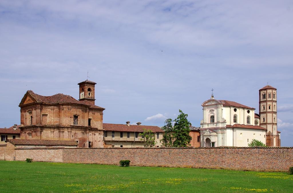 Veduta del complesso abbaziale - Ph. Alberto Chinaglia