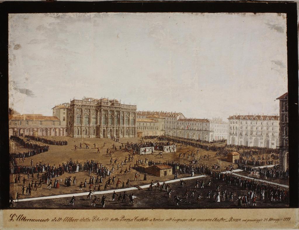 Quel maggio del 1799, quando i cosacchi liberarono Torino dai francesi