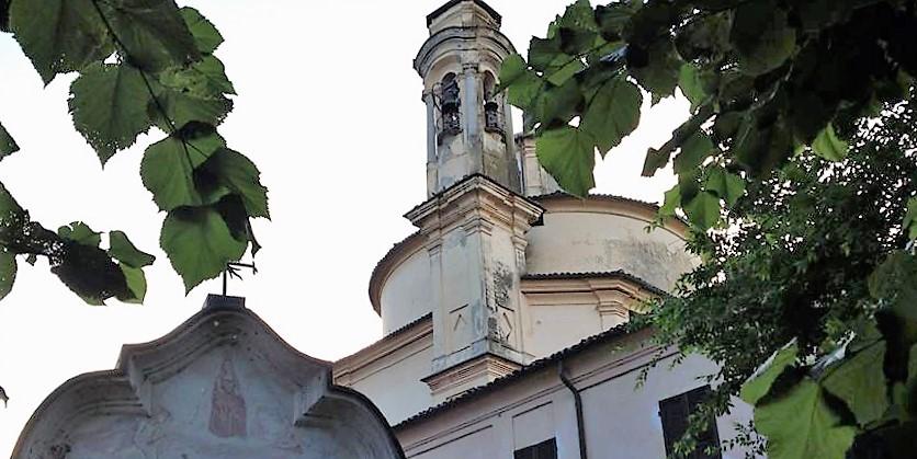Monsù Crescentino Serra, il muratore che «traslocò» un campanile