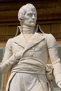 Statua di Napoleone a Marengo - ph. Marcello Calzolari