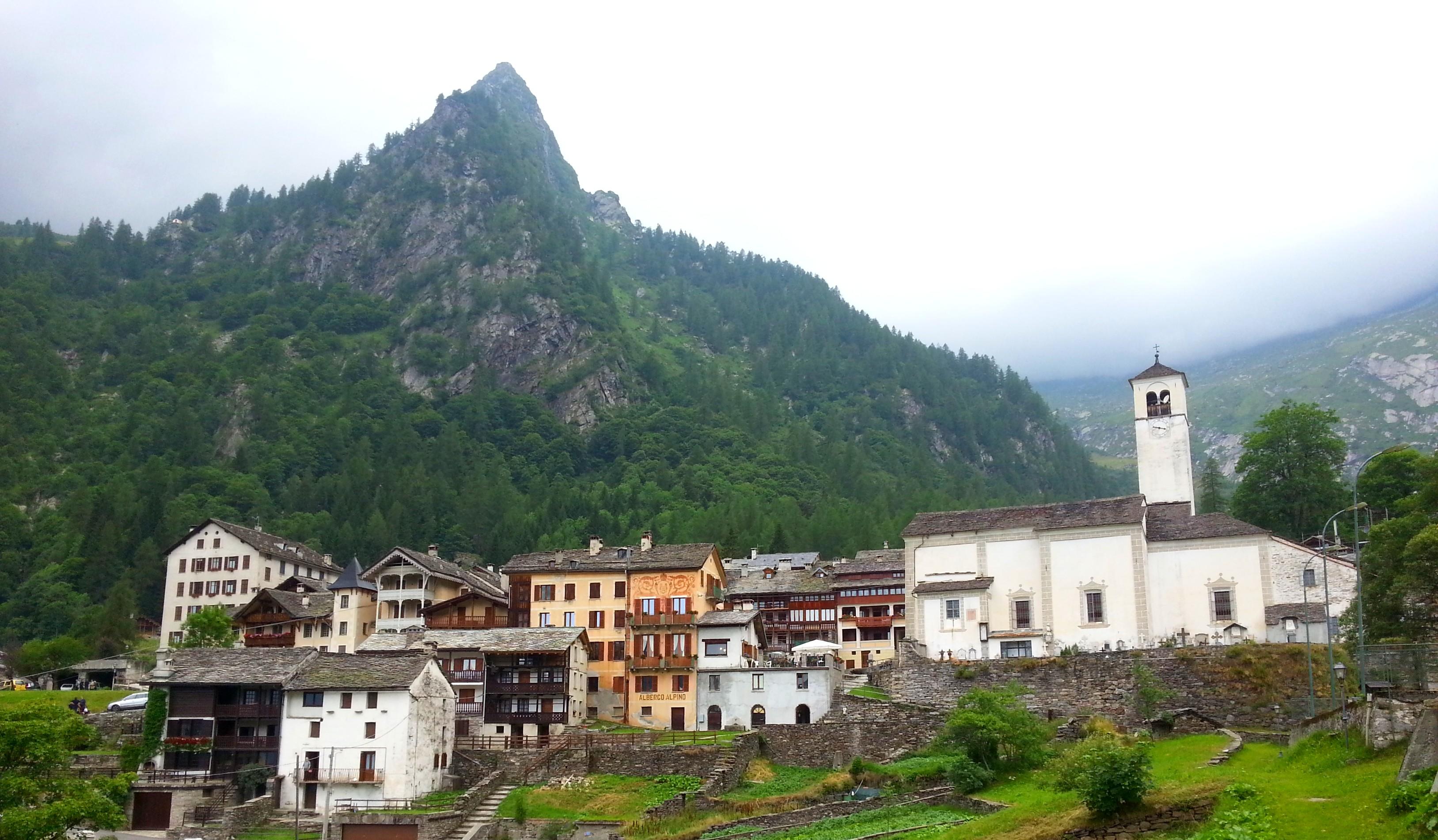 Le miacce valsesiane e la cultura Walser di Rima in Val Sermenza