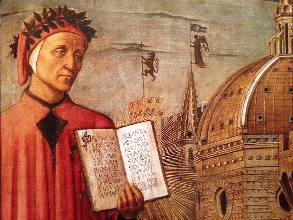 La Divina Commedia e il Piemonte: un piccolo itinerario dantesco