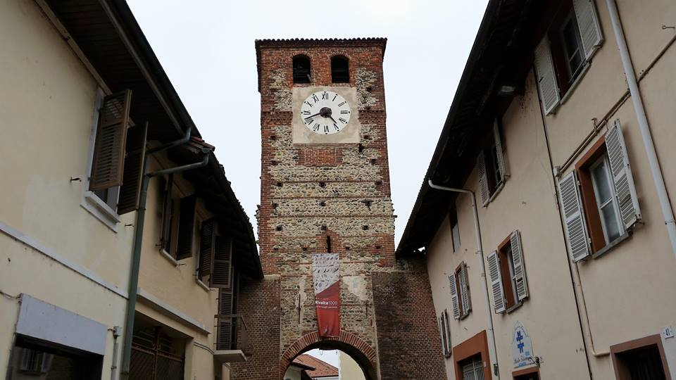 Rivalta - Torre Civica