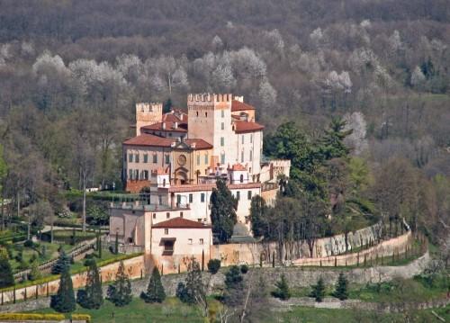 Rievocazione delle nozze della principessa Maria Vittoria per il 150° anniversario, a Reano (Torino)
