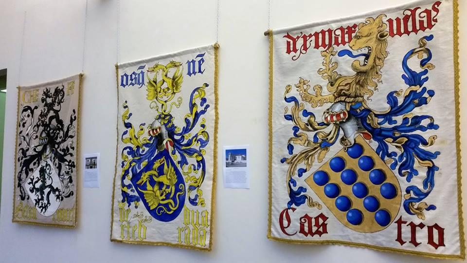 Stemmi e cavalieri lusitani in Piemonte: i legami tra Piemonte e Portogallo nella mostra allestita al castello di Vinovo, scrigno di storia e di arte