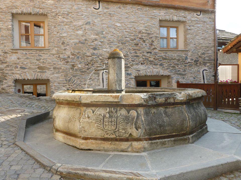 Fontana di Jouvenceaux