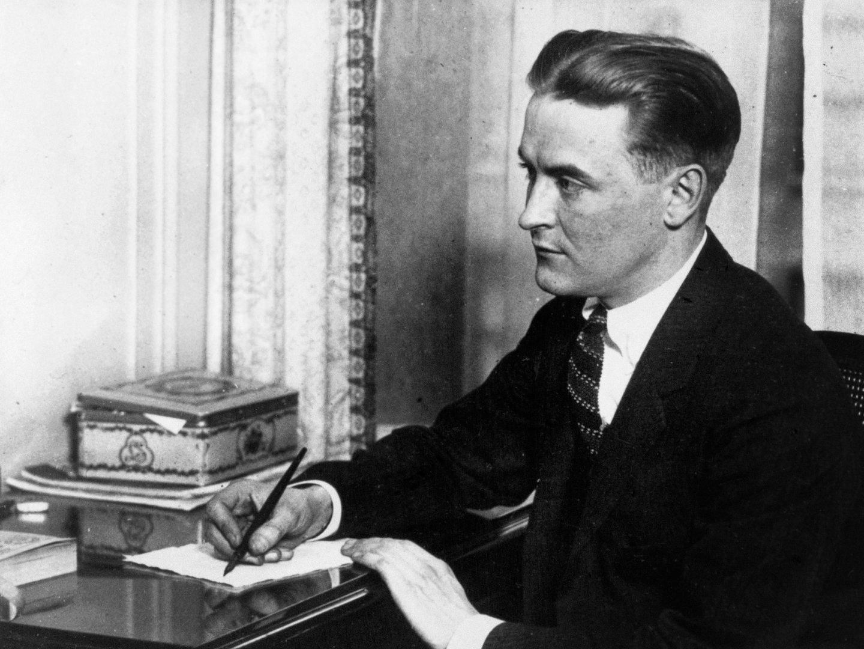 Francis Scott Fitzgerald - tratto da www.placeof.it