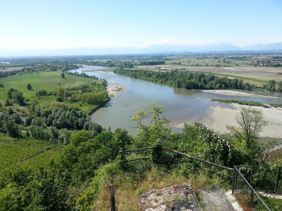 A Camino è stato rievocato il grande fiume Po