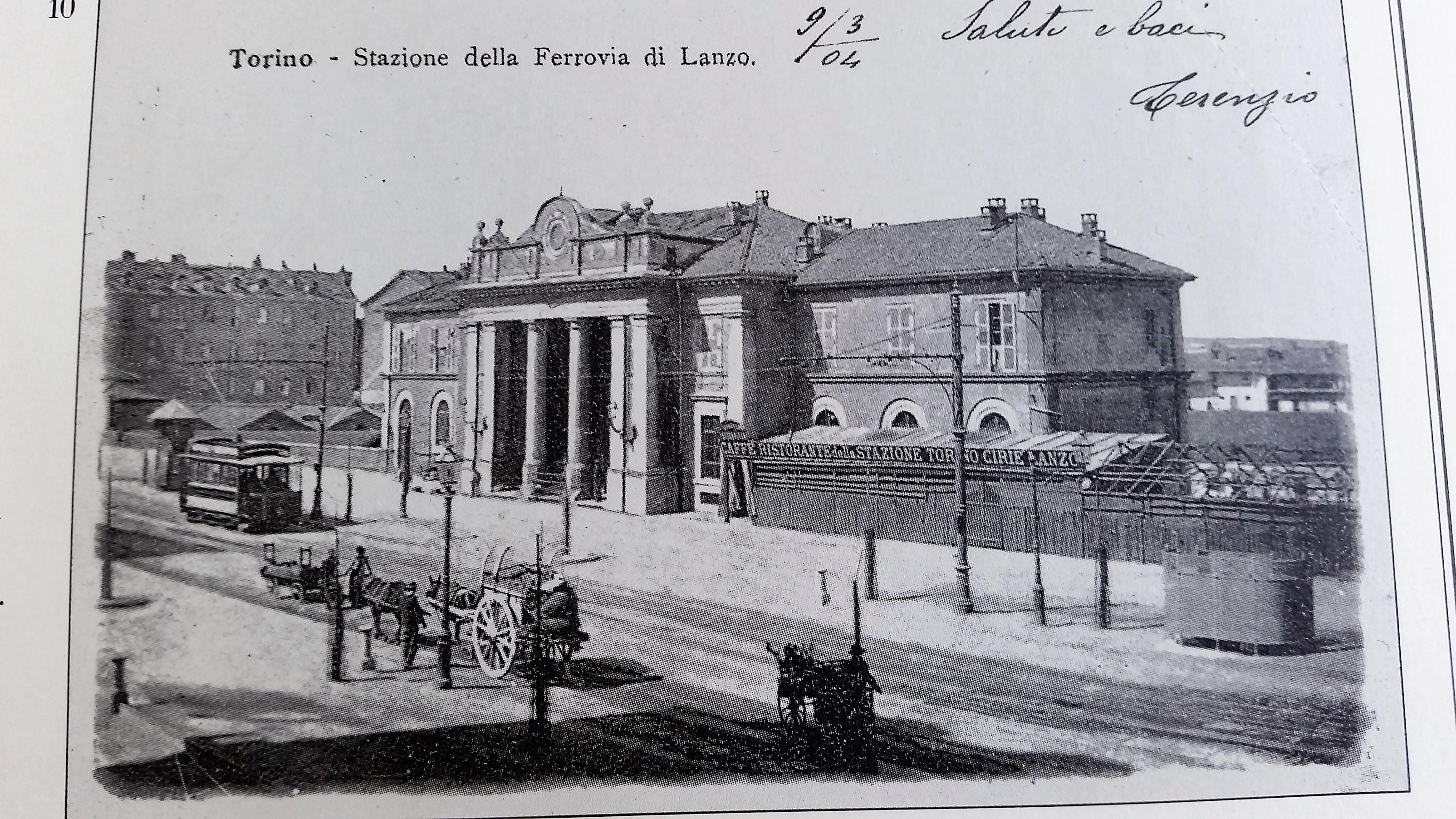 Delit an Piemont: armus-ciand ant ij papé dij tribunaj - Grassazione allo Scalo della Ferrovia di Ciriè, a Porta Palazzo