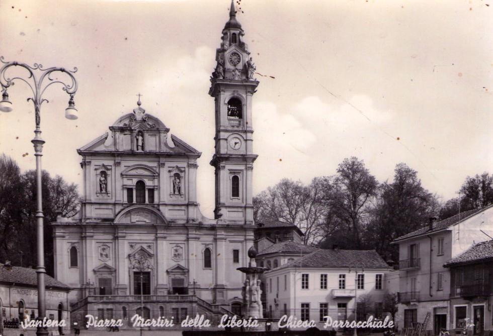 Delit an Piemont: armus-ciand ant ij papé dij tribunaj – I disordini di Santena in difesa della tradizionale lotteria di San Lorenzo