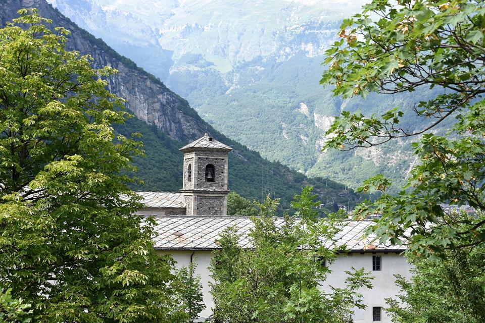 L'abbazia di Novalesa, il monastero alpino che ospitò Carlo Magno- I parte