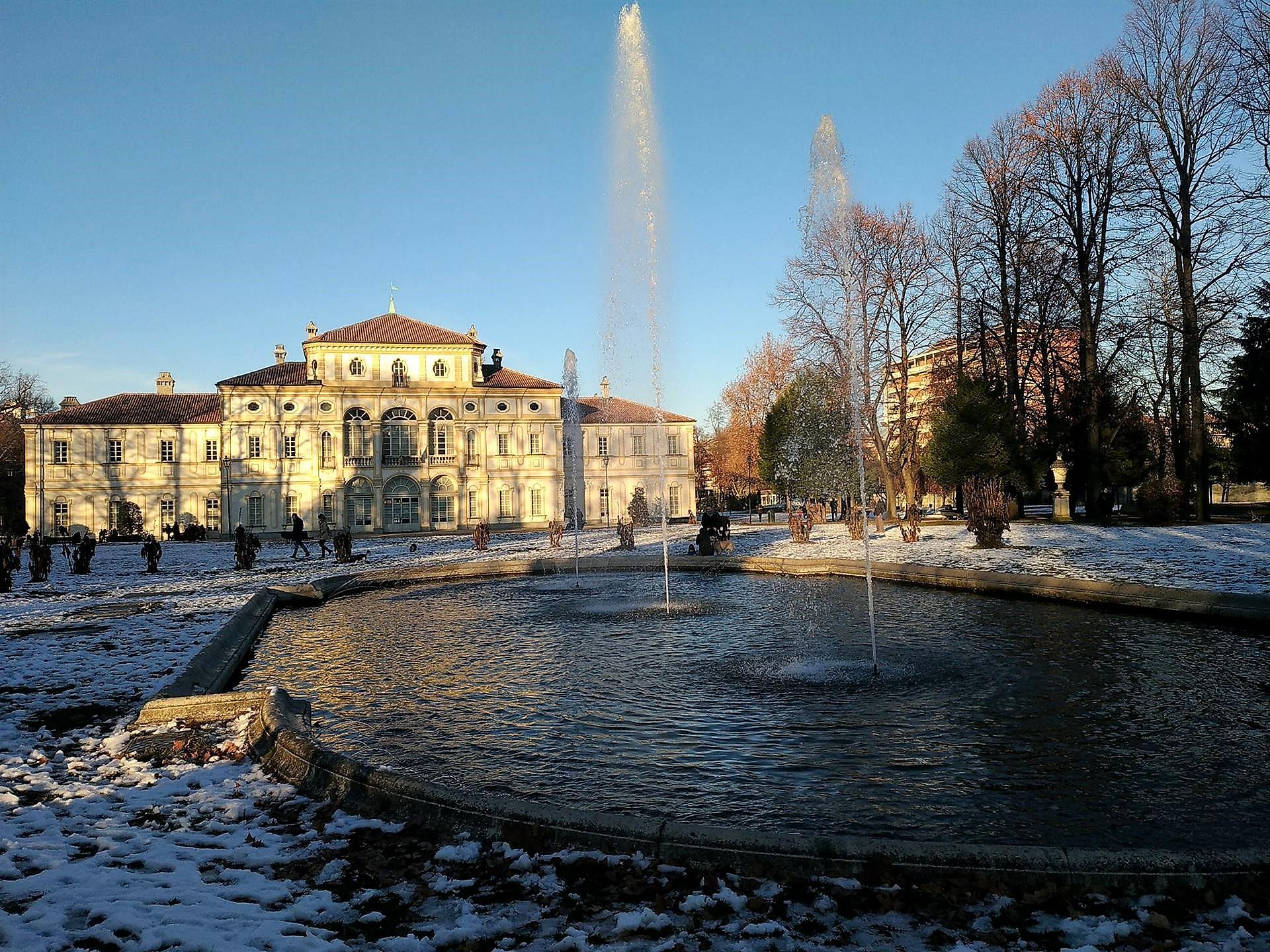 Villa Sartirana, meglio nota come La Tesoriera, che fu dimora del Tesoriere del Re