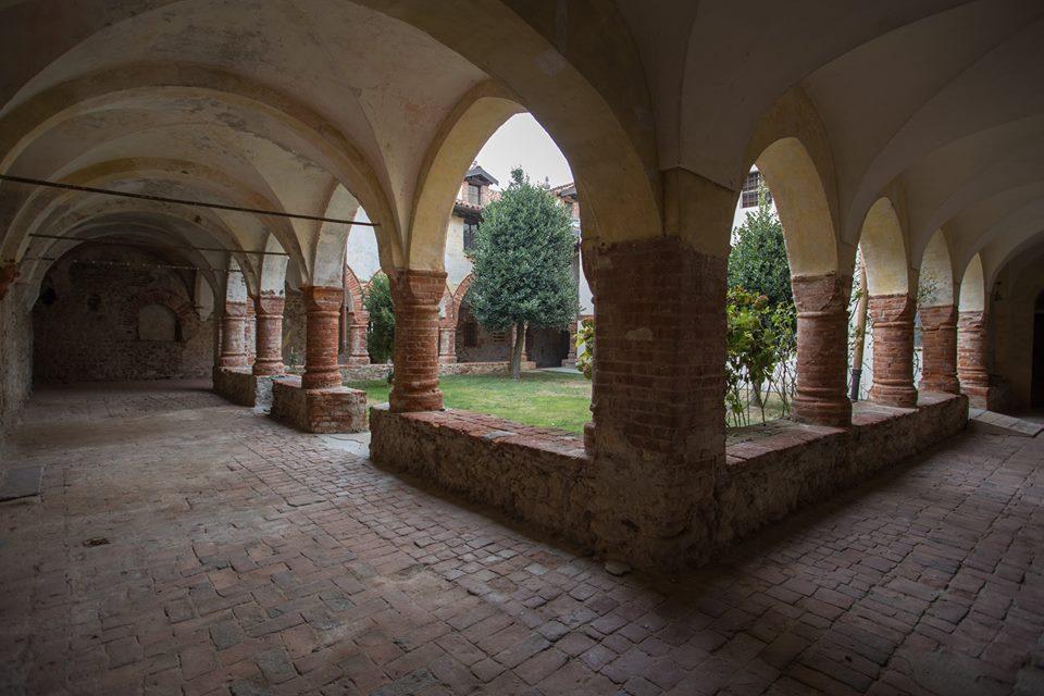 Monastero di Dronero, la borgata che ospita le vestigia del più antico monastero cistercense femminile del Piemonte