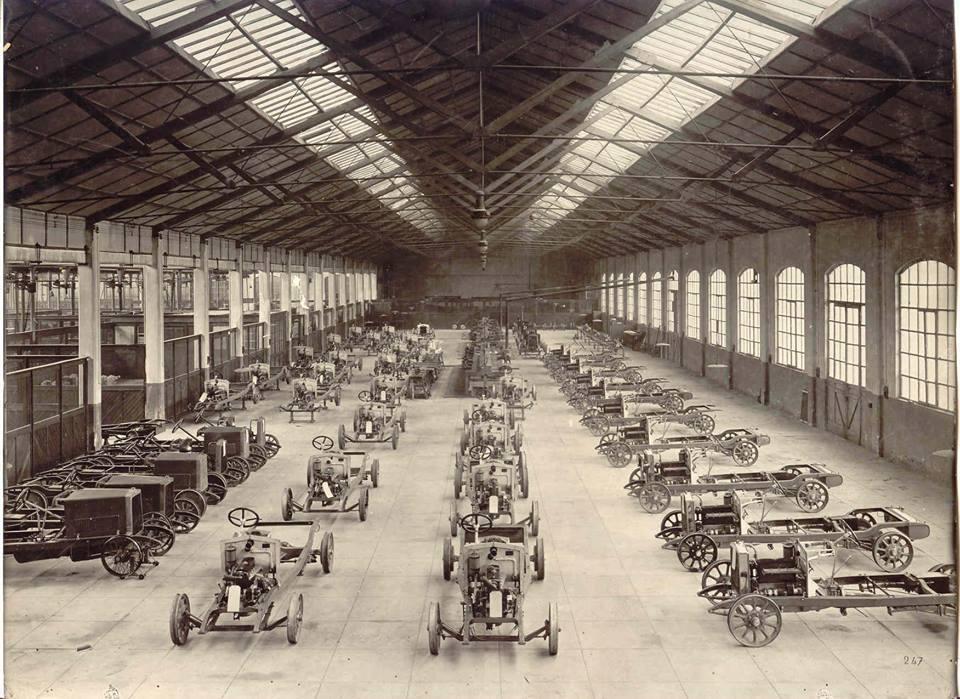 Non solo Fiat, il primato automobilistico di Torino - III parte: la Diatto, Alfieri Maserati, Chiribiri e l'affermarsi della Lancia come simbolo di eleganza