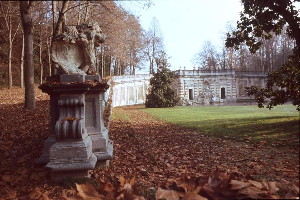 Itinerario verde al castello ducale di Agliè – il parco all'inglese