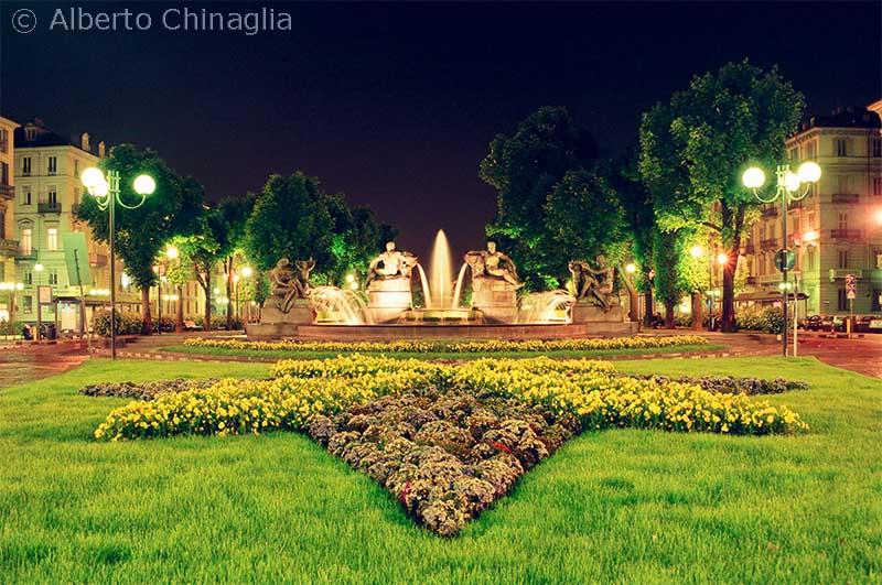 Come nacque il progetto della Fontana Angelica di Torino, voluta dal conte Bajnotti e realizzata da Giovanni Riva – II parte
