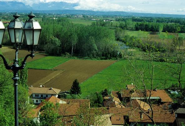 Viaggio nelle Vaude, le montagne della pianura - II parte