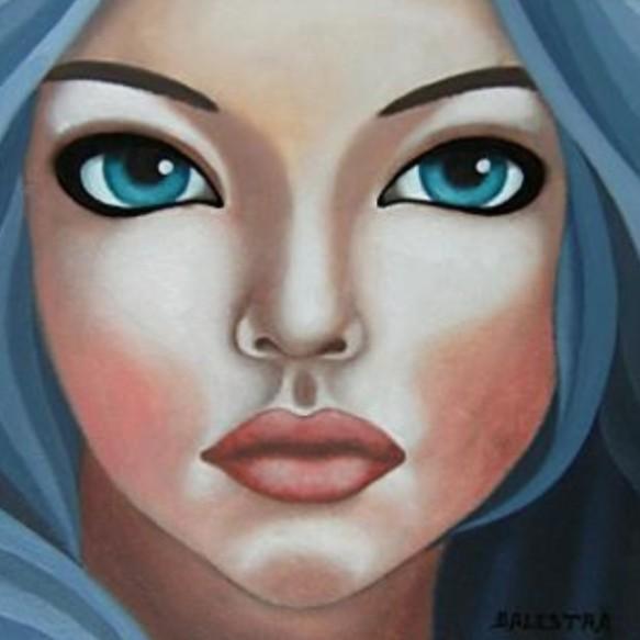 Cuneo, successo di pubblico per la mostra di pittura di Riccardo Balestra con la sua interpretazione della femminilità
