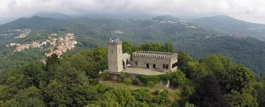 L'imprendibile rocca di Zumaglia e la triste vicenda del capitano Pecchio, dimenticato per diciotto anni nelle segrete del castello