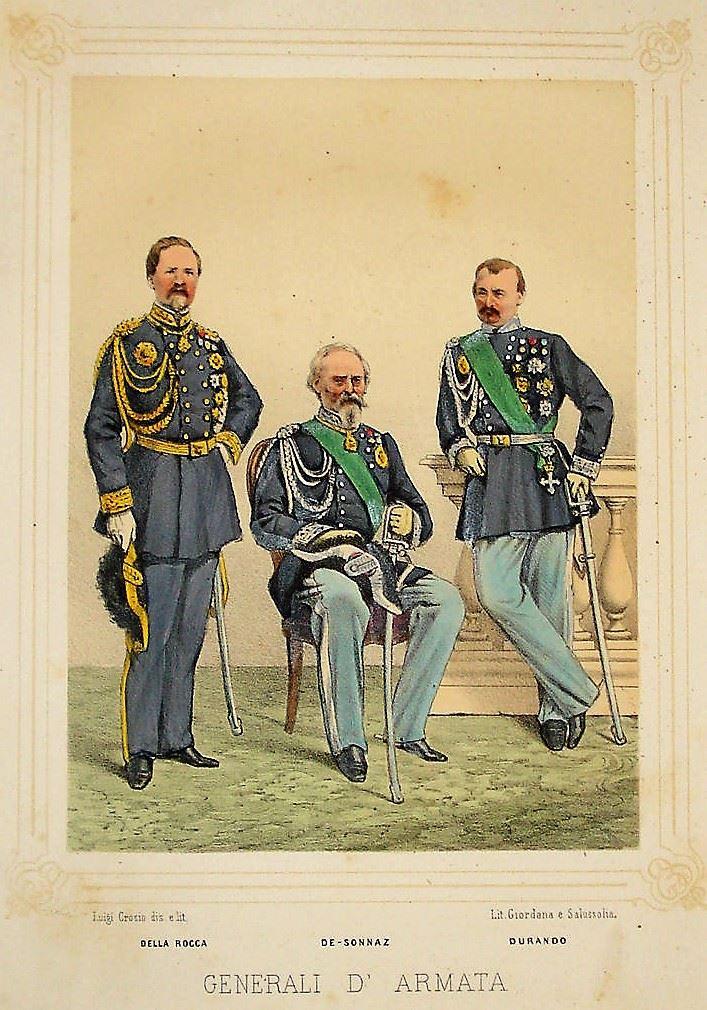 Delit an Piemont: armus-ciand ant ij papé dij tribunaj – 7 novembre 1863, fucilazione del soldato Luigi D'Alessandro nella Cittadella di Torino