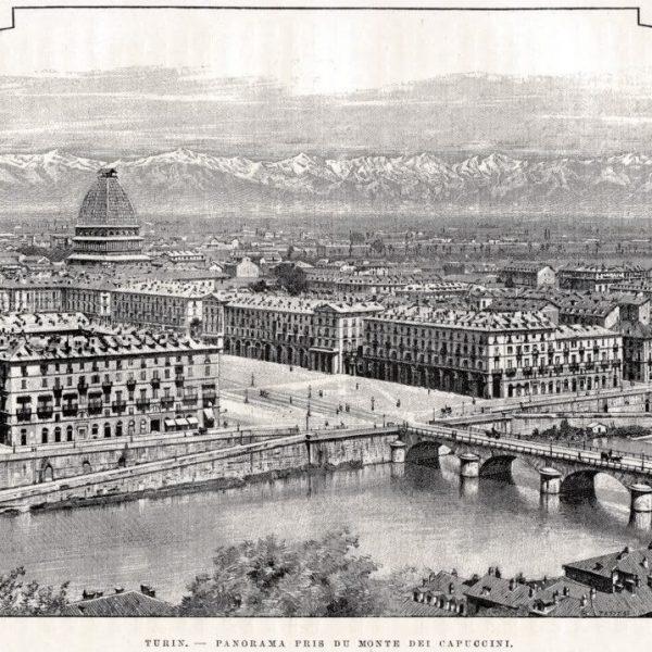 I barabba torinesi nel volume collettaneo «Torino 1880»