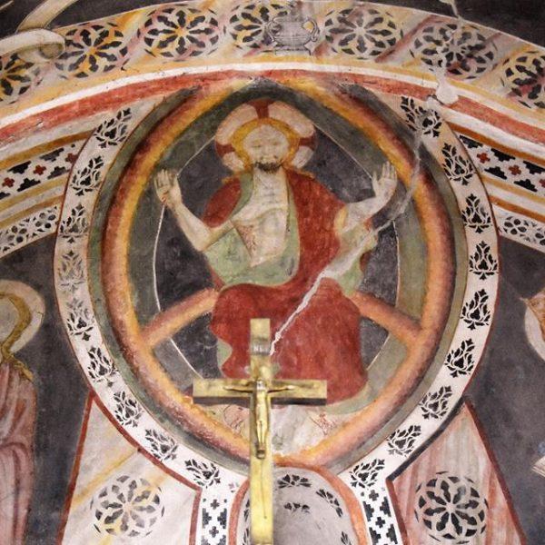 La chiesa di San Pietro ad Avigliana, gli affreschi medievali e le vicende di Filippo d'Acaia