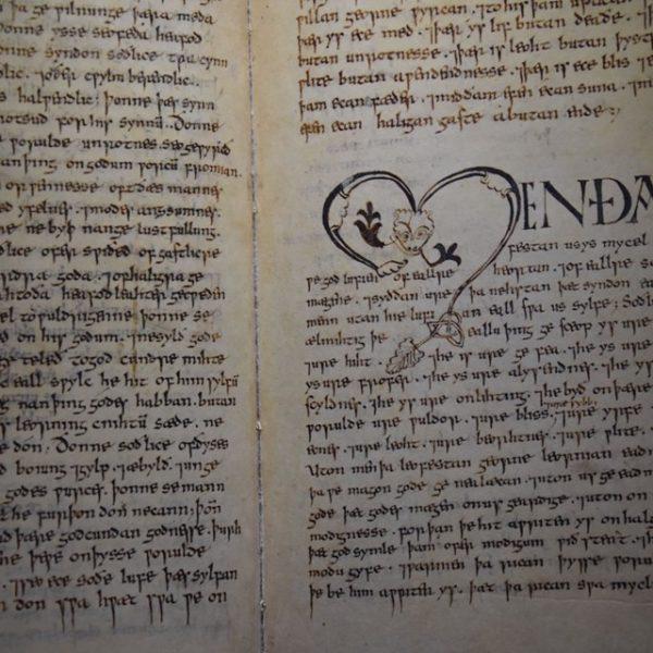 """Storia e misteri del """"Vercelli Book"""", una delle testimonianze più antiche al mondo di letteratura anglosassone"""