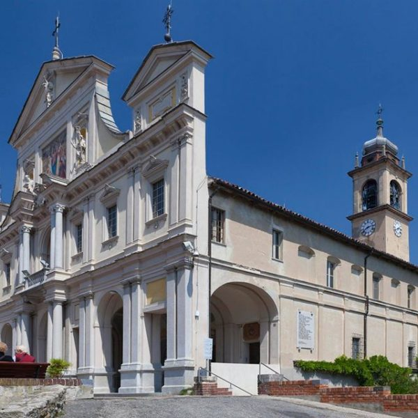 Il monte di Crea, polo devozionale del Monferrato tra fede e vicende dinastiche